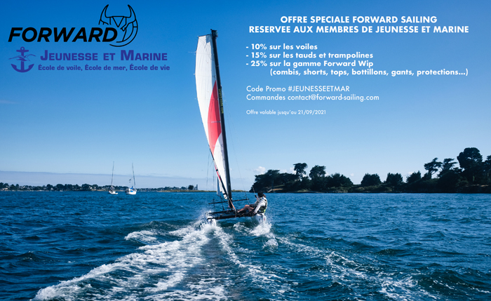 Partenariat Forward Sailing